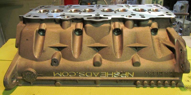 VW 1.9 TDI PD CNC