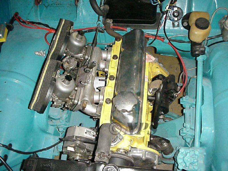 Volvo B18 historic racing